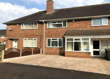 Thumbnail 2 bed terraced house to rent in Pear Tree Road, Shard End, Birmingham