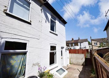 Thumbnail 3 bed terraced house for sale in Saunders Street, Gillingham, Kent