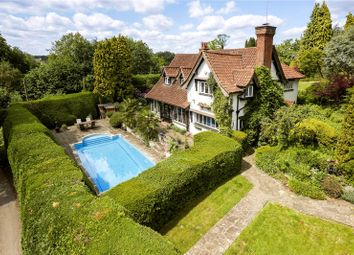 Thumbnail 5 bed detached house for sale in Goose Rye Road, Worplesdon, Guildford, Surrey