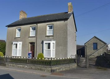 Thumbnail 4 bedroom detached house for sale in Station Road, Tregaron