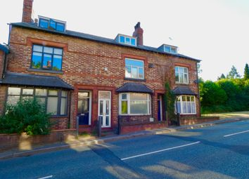 Thumbnail 3 bed terraced house for sale in Manchester Road, Wilmslow