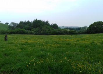 Land for sale in Llangolman, Pembrokeshire SA66