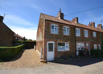 Thumbnail 2 bed cottage for sale in Manor Lane, Snettisham, King's Lynn