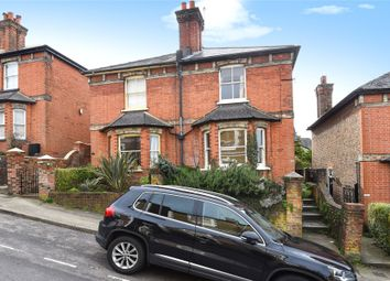Thumbnail 3 bed semi-detached house for sale in Cheselden Road, Guildford, Surrey