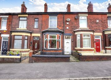 Thumbnail 2 bed terraced house to rent in Lodge Lane, Hyde