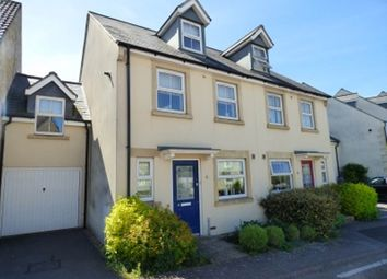Thumbnail 4 bed property to rent in Portway Gardens, Frome, Somerset
