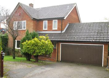 Thumbnail 4 bed detached house to rent in 14 Tudor Hollow, Fulford