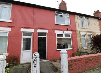 Thumbnail 2 bedroom terraced house for sale in Priestfield Road, Ellesmere Port