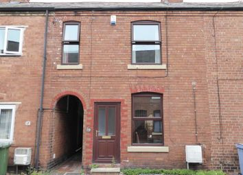 Thumbnail 3 bed terraced house to rent in Beehive Street, Retford
