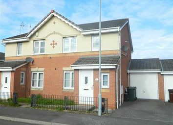 Thumbnail 3 bed property to rent in Bickley Road, Bilston
