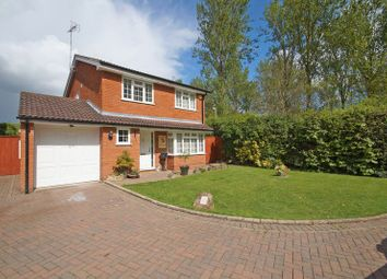 Thumbnail 4 bed detached house for sale in Latchford Close, Redditch