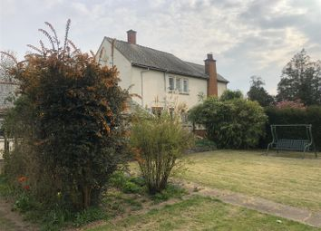 Thumbnail 4 bed detached house for sale in Rugby Road, Burbage, Hinckley