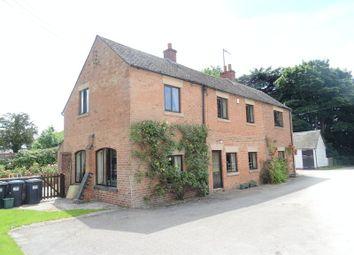 Thumbnail 4 bed detached house for sale in Ednaston, Ashbourne