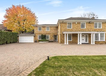 Thumbnail 6 bed detached house for sale in Cheapside, Berkshire