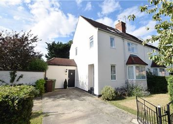Thumbnail 4 bed semi-detached house for sale in New Barn Close, Cheltenham, Gloucestershire