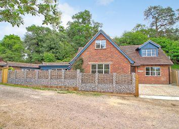 Moor Park Lane, Runfold, Farnham GU10. 4 bed detached house