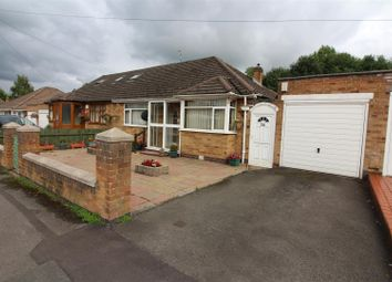 Thumbnail 2 bed semi-detached bungalow for sale in Alfriston Road, Coventry