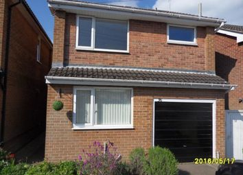 Thumbnail 3 bed detached house to rent in Brunel Avenue, Newthorpe