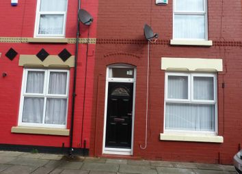 Thumbnail 2 bed terraced house to rent in Childwall Avenue, Liverpool