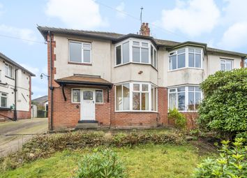 4 bed semi-detached house for sale in Shadwell Walk, Moortown, Leeds LS17