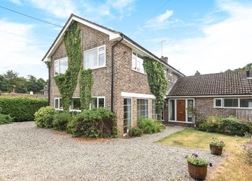 Thumbnail 5 bedroom detached house for sale in Wash Water, Newbury