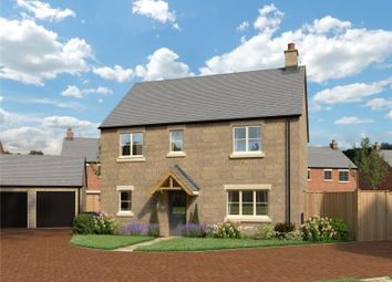 Thumbnail 3 bed detached house for sale in The Warmington, Hayfield Green, Stanton Harcourt, Oxfordshire