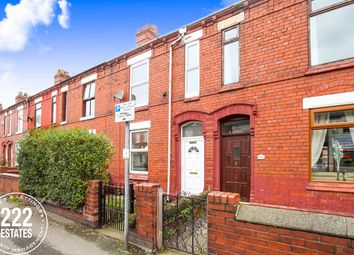 Thumbnail 2 bed terraced house for sale in Orford Lane, Warrington