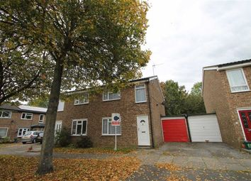 Thumbnail 3 bed semi-detached house to rent in Hastings, Stony Stratford, Milton Keynes