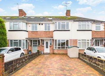4 bed terraced house for sale in Slindon Road, Broadwater, Worthing BN14
