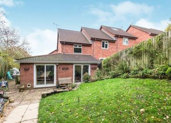 Thumbnail 3 bedroom end terrace house for sale in Exwick, Exeter, Devon