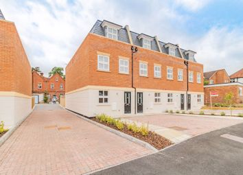 4 bed terraced house for sale in Wykeham Court, Osborne Road, Andover SP10