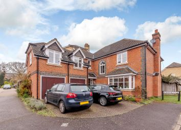 Thumbnail 5 bed detached house for sale in Bourne Close, Thames Ditton