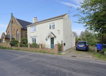 Thumbnail 3 bedroom detached house for sale in The Street, Lower Halstow, Sittingbourne, Kent