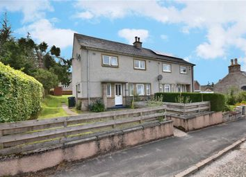 Thumbnail 3 bed semi-detached house for sale in Main Street, Tomintoul, Ballindalloch