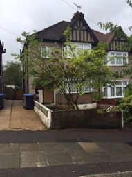 Thumbnail 3 bed semi-detached house for sale in Hillside, Kingsbury