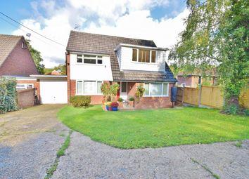 Thumbnail 5 bedroom detached house for sale in Chineham, Basingstoke