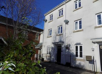 Thumbnail 4 bed terraced house for sale in Longacres, Brackla, Bridgend