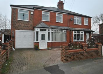 Thumbnail 4 bed semi-detached house for sale in Oakland Street, Padgate, Warrington