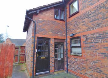 Thumbnail 2 bed flat to rent in Maryfield Walk, Penkhull, Staffs