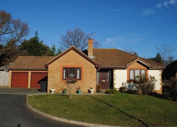 Thumbnail 3 bed detached bungalow for sale in Fairfield Chase, Bexhill-On-Sea