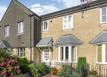 Thumbnail 2 bed terraced house for sale in Lady Fern Road, Roborough, Plymouth
