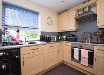 Thumbnail 2 bed flat for sale in Maidenwell Avenue, Hamilton, Leicester