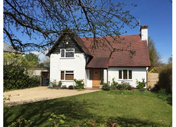 Thumbnail 4 bed detached house for sale in Duxford Road, Whittlesford, Cambridge