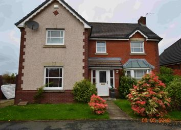 Thumbnail 4 bed detached house to rent in Barrachnie Grove, Baillieston, Glasgow, Lanarkshire