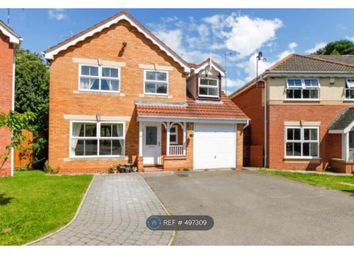 Thumbnail 5 bed detached house to rent in Poplar Grove, Coventry