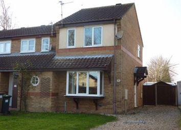 Thumbnail 2 bed property to rent in Ingledew Close, Heckington, Sleaford