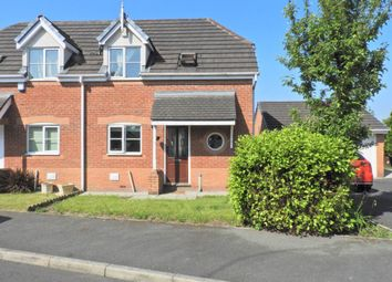 Thumbnail 2 bed semi-detached house to rent in Old Orchard, Fulwood, Preston