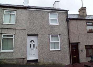 Thumbnail 2 bed terraced house to rent in 22, Hendre Street, Caernarfon