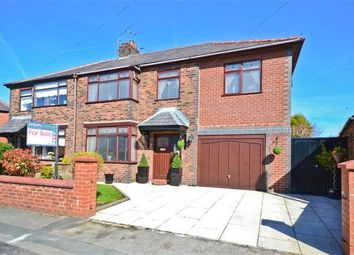 Thumbnail 5 bed semi-detached house for sale in Abbey Drive, Orrell, Wigan