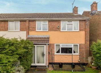 Thumbnail 3 bed semi-detached house for sale in Elmtree Avenue, Selston, Nottingham